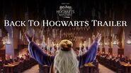 Harry Potter Hogwarts Mystery Official 2020 Back To Hogwarts Trailer