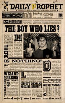 Daily prophet the boy who lies.jpg