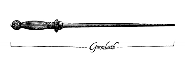 Gormlaith Gaunt's second wand