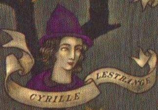 Cyrille Lestrange (III)