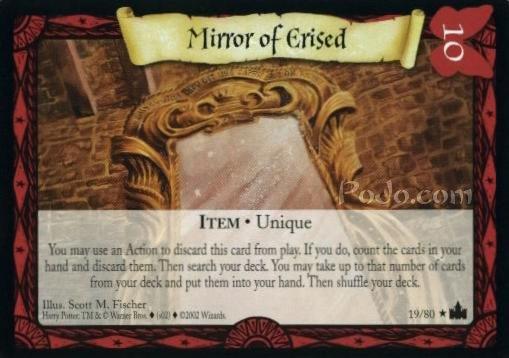 Mirror of Erised (Trading Card)