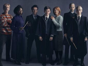 Harry Potter Und Das Verwunschene Kind Besetzungs Mitglieder Liste Harry Potter Lexikon Fandom