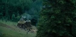 Hagrid's hut view from the stone circle.jpg