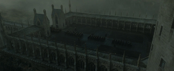 Hogwarts under the Death Eaters' control DHF2.png