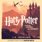 German 2016 Pottermore Exclusive Audio Book 05 OOTP