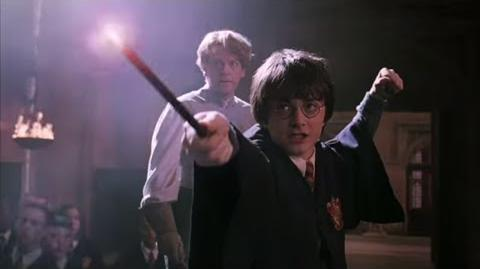 Harry Potter and Draco Malfoy's Duel ( 0-40 -0-50 )