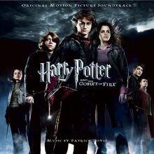 Harry Potter ja liekehtivä pikari (ääniraita).jpg