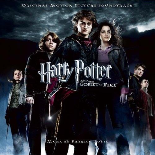 Harry Potter ja liekehtivä pikari (ääniraita)