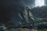 Lunaballa w filmie Fantastyczne Zwierzęta