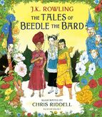 UK The Tales of Beedle the Bard Illustrated Edition