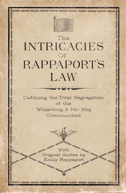 Les Intrications de la Loi Rappaport