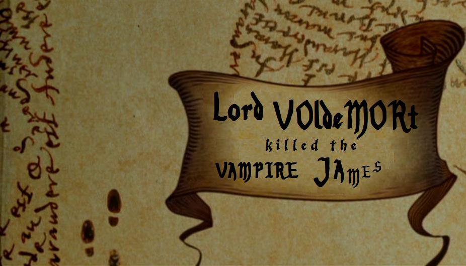 Lord Voldemort killed the vampire James/Archive 1