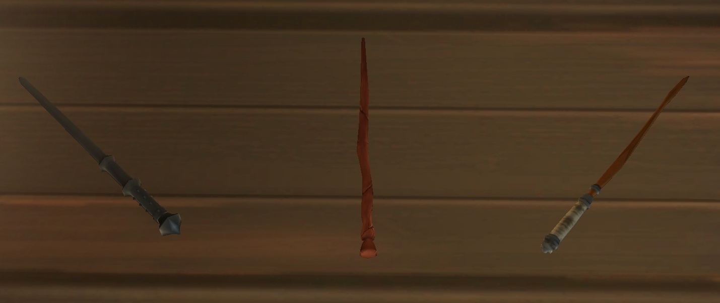 Second wand of Jacob's sibling