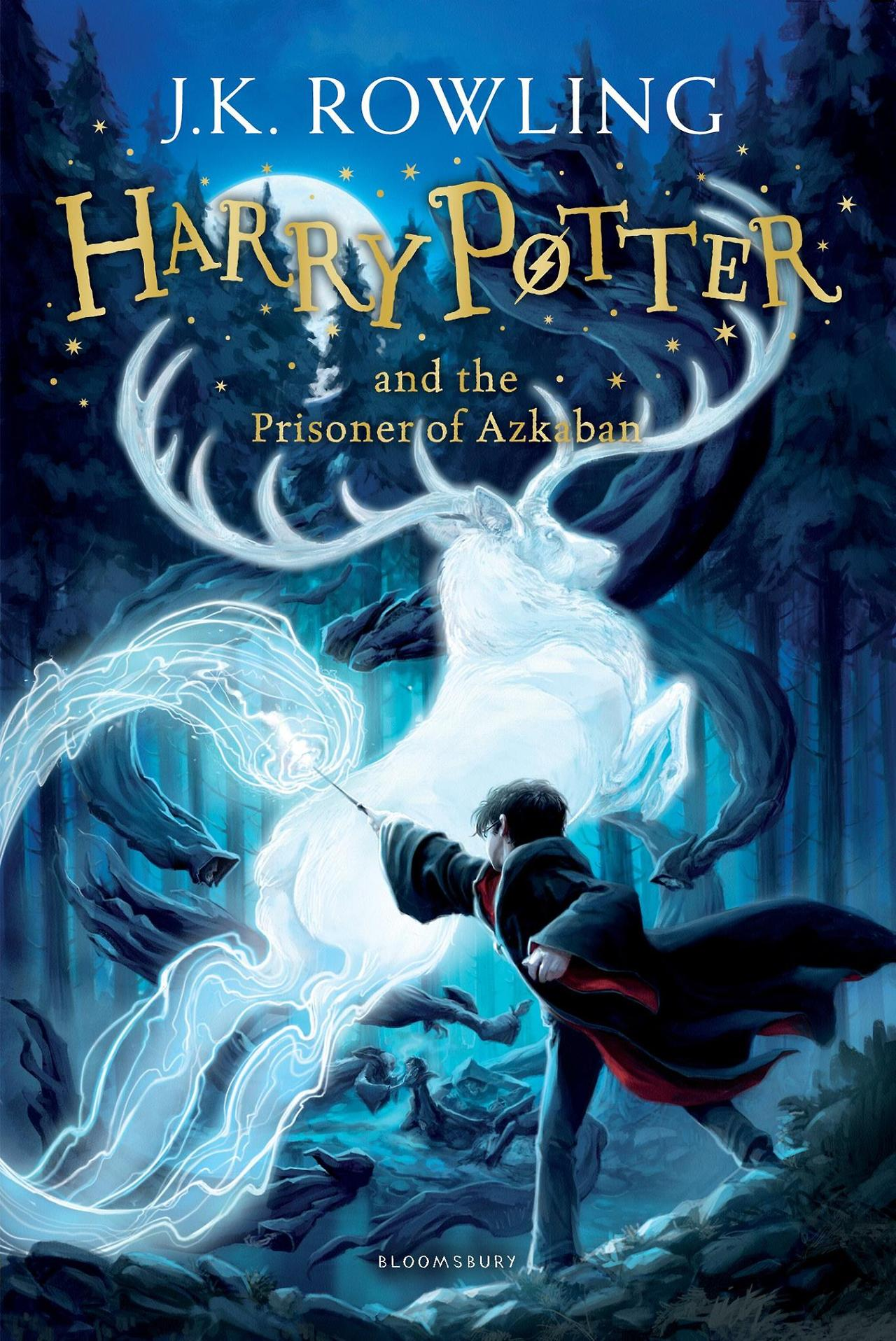 Harry Potter And The Prisoner Of Azkaban Harry Potter 3 By Jk Rowling