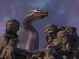 Serpente gigantesca
