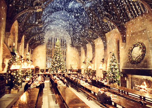 Christmas-great-hall-harry-potter-hogwarts-snow-winter-Favim.com-64426 large.jpg