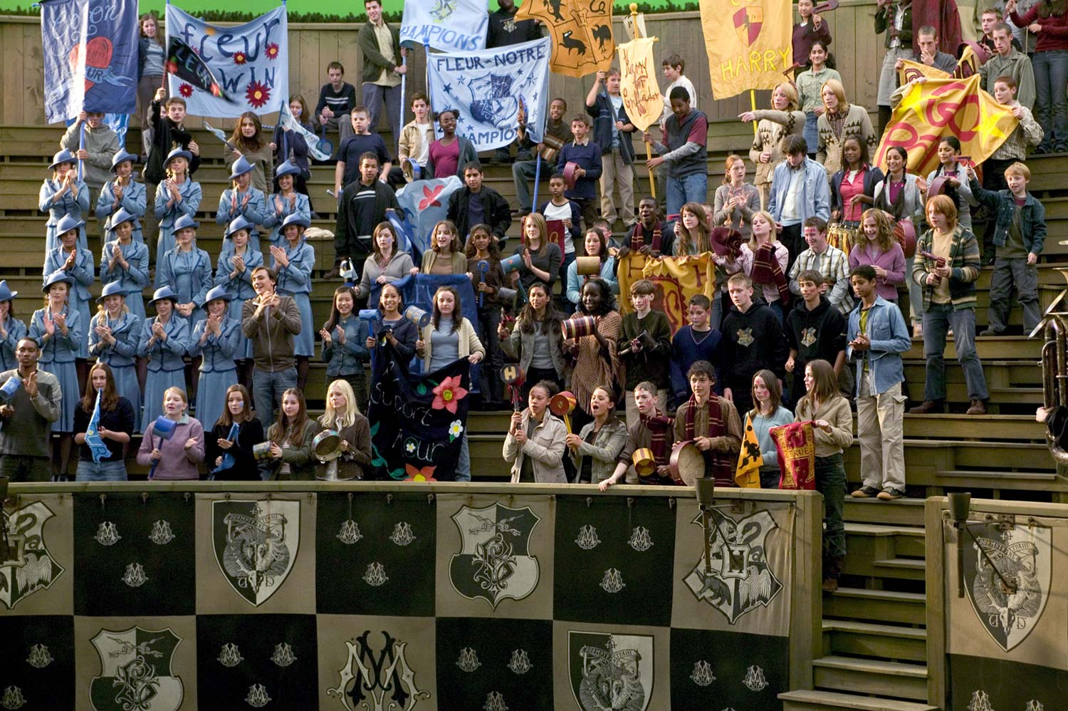 Audiences of the Triwizard Tournament's Third Task.jpg