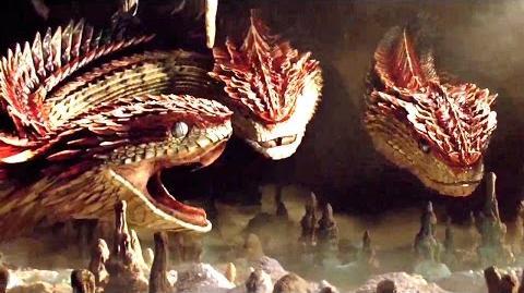 Sceny wycięte z filmu Fantastyczne zwierzęta i jak je znaleźć