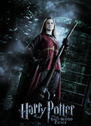 Ginny Weasley Wallpaper by GABY MIX
