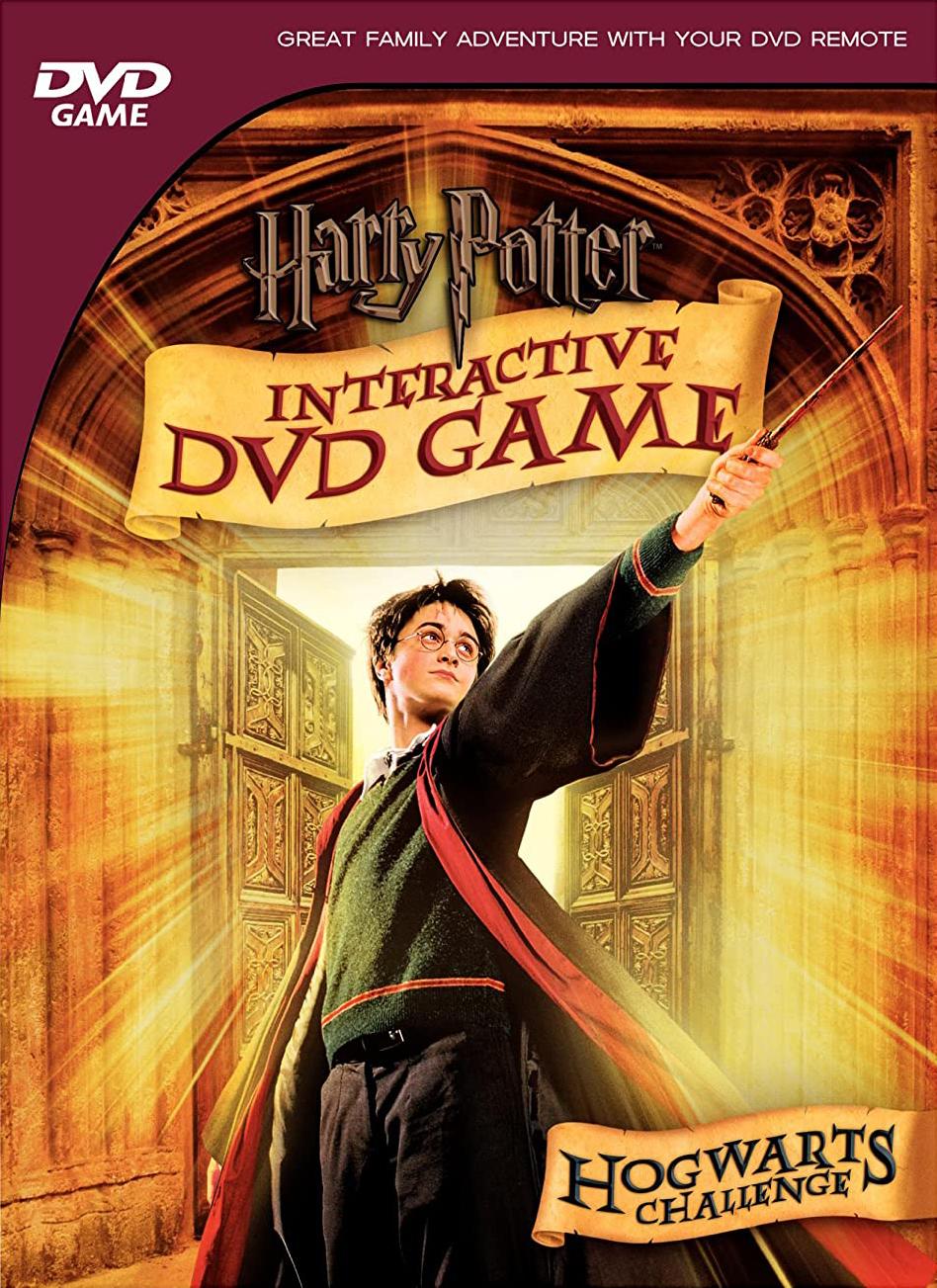 哈利·波特交互式DVD游戏:霍格沃茨的挑战