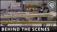 Fantastic Beasts The Crimes of Grindelwald - Wands Installation Behind the Scenes - Warner Bros
