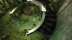 Fifth Floor Corridor Portable Swamp