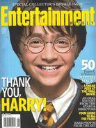 HP1 magazine covers