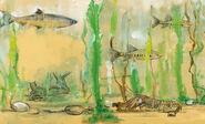 Druzgotek - ilustracje Olivii Lomenech Gill
