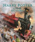 Harry Potter and the Philosopher's Stone - French book cover