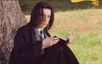 Severus Rogue pendant sa scolarité à Poudlard.