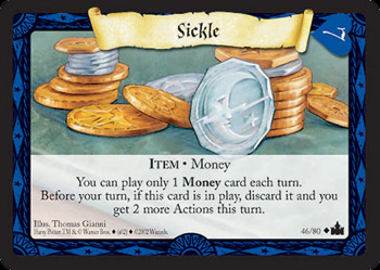Sickle (Trading Card)