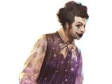 Unidentified clown