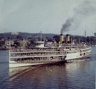 Kaaterskill steamboat (Kaaterskill Chronicles)