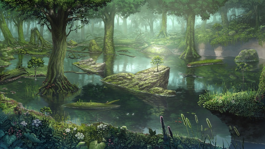 The Forest of Life (Pidoria)