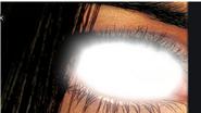 Severus's angry glowing eye