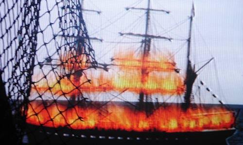 Ethan Lloyd and the Phantom Ship