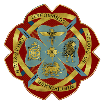 Ilvermorny School of Witchcraft and Wizardry (Lord Caesar)