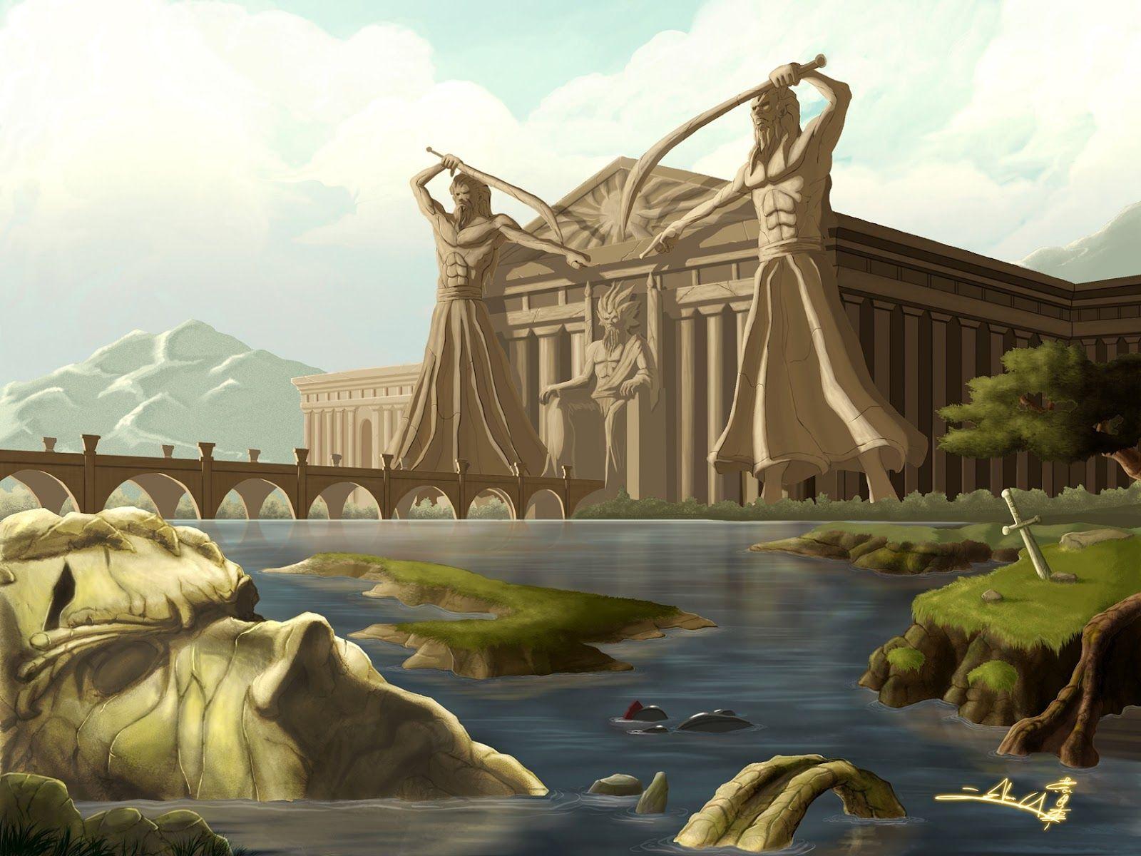 New Alexandria School of Enlightenment (Scopatore)