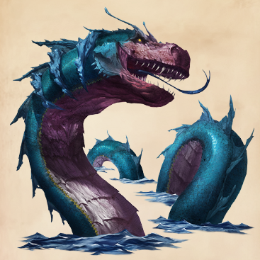 Sea Serpent (Lord Caesar)