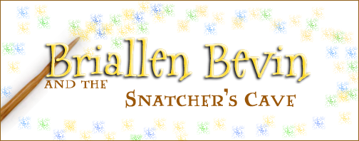 Briallen Bevin and the Snatcher's Cave