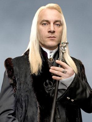 Lucius Malfoy's Walking Stick (Ajrand)