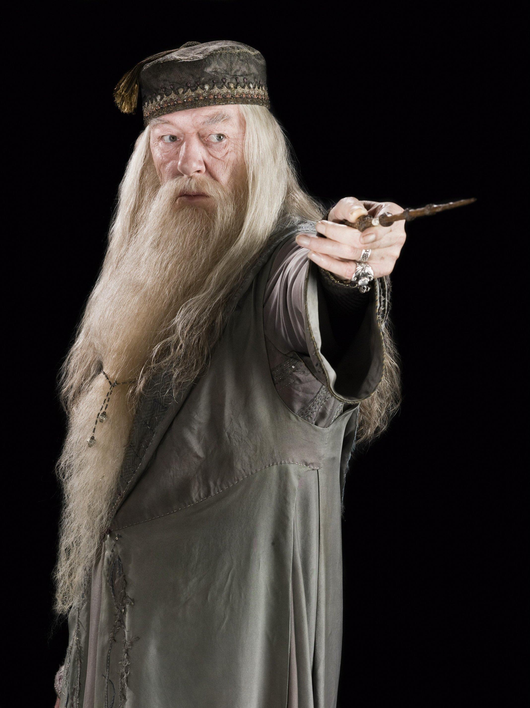 Albus Dumbledore (Lord Caesar)
