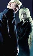 Draco and Luna Malfoy (Hunter's Melody)