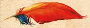 Phoenix feather HP2 Jim Kay