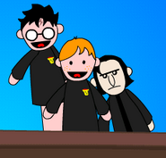 Bothering Snape