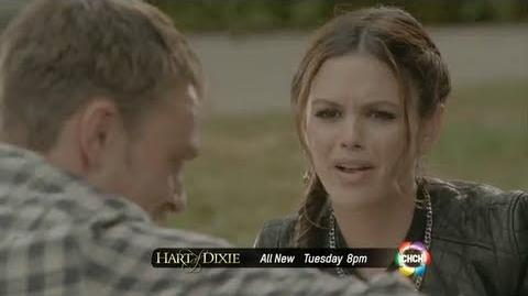 """Hart of Dixie 2x09 CHCH Promo """"Sparks Fly"""""""