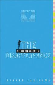 The Disappearance of Haruhi Suzumiya (light novel)