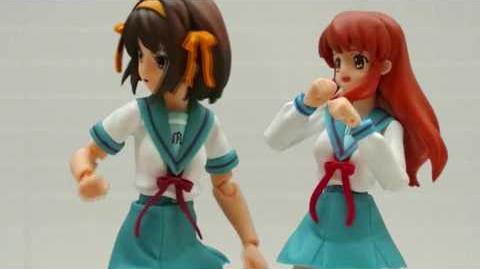 The Adventure of Haruhi Suzumiya