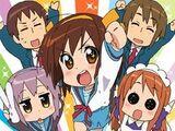 The Melancholy of Haruhi-chan Suzumiya (manga)