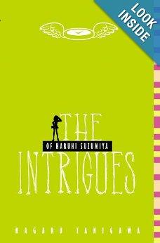 The Intrigues of Haruhi Suzumiya